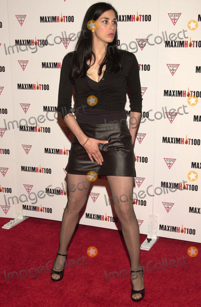 photos and pictures sarah silverman at the maxim hot 100