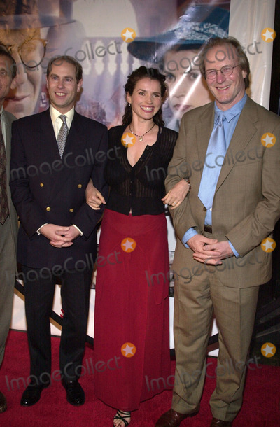 """Prince Edward, Julia Ormond, William Hurt, Prince, Hurts, Prince Edwards Photo -  Prince Edward, Julia Ormond and William Hurt at the telefilm premiere for Showtime's """"Varian's War"""" at the Los Angeles County Museum of Art's Leo S. Bing Theater, Los Angeles, 04-19-01"""
