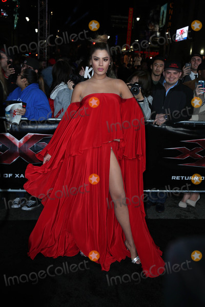 "XX, Ariadna Gutierrez Photo - Ariadna Gutierrez at the ""xXx: Return Of Xander Cage"" Premiere, TCL Chinese Theater IMAX, Los Angeles, CA 01-19-17"