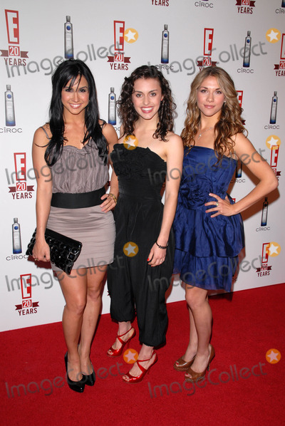 Allison Holker, Kathryn McCormick Photo - Lauren Gottleib, Kathryn McCormick and Allison Holker at E!'s 20th Birthday Bash Celebrating Two Decades of Pop Culture, The London, West Hollywood, CA. 05-24-10