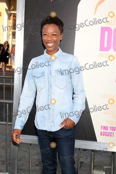 """Samira Wiley Photo - Samira Wiley at the """"War Dogs"""" Premiere, TCL Chinese Theater IMAX, Hollywood, CA 08-15-16"""