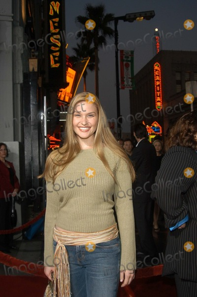 """Marissa Tait, Underworld Photo - Marissa Tait at the Los Angeles Premiere of Screen Gems' """"Underworld"""" at the Chinese Theater, Hollywood, CA 09-15-03"""