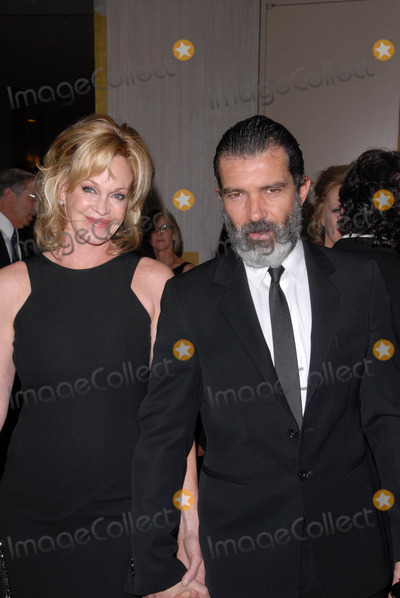 Antonio Banderas, Genesis, Melanie Griffith, Melanie Griffiths Photo - Melanie Griffith and Antonio Banderas