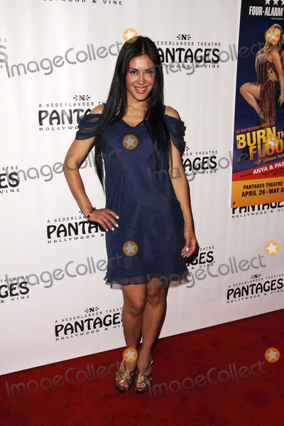 "Carla Ortiz Photo - Carla Ortiz at the ""Burn The Floor"" Opening Night, Pantages, Hollywood, CA. 04-26-11"