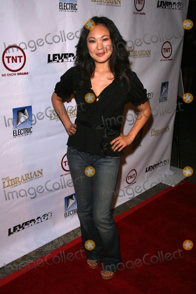 Angela Oh Photo - Angela Oh at the TNT Wrap Party for 'The Librarian' and 'Leverage'. Cabana Club, Hollywood, CA. 11-19-08