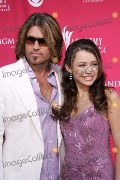 Billy Ray Cyrus, Billy Ray, Destiny Cyrus Photo - Billy Ray Cyrus and daughter Destiny Cyrusat the 41st Annual Academy Of Country Music Awards. MGM Grand, Las Vegas, NV. 05-23-06