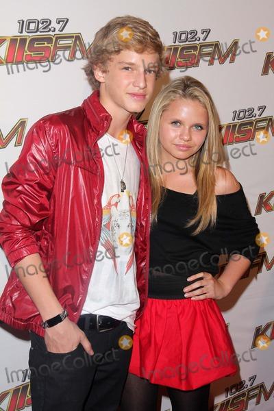 Cody Simpson, Alli Simpson Photo - Cody Simpson and sister Alli Simpson at 102.7 KIIS FM's Wango Tango 2011 Concert, Staples Center, Los Angeles, CA. 05-14-11