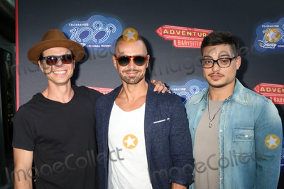 Andrew Lawrence, Joe Lawrence, Matthew Lawrence Photo - Matthew Lawrence, Joe Lawrence, Andrew Lawrence at the 100th DCOM Adventures In Babysitting LA Premiere Screening, Directors Guild of America, Los Angeles, CA 06-23-16