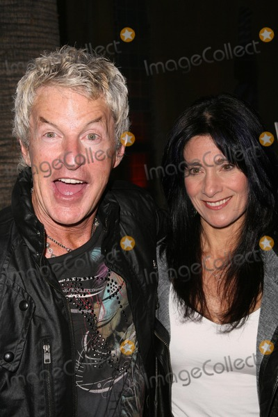 Kevin Cronin, Anvil, Anvil !, Anvil! Photo - Kevin Cronin and wife Lisa