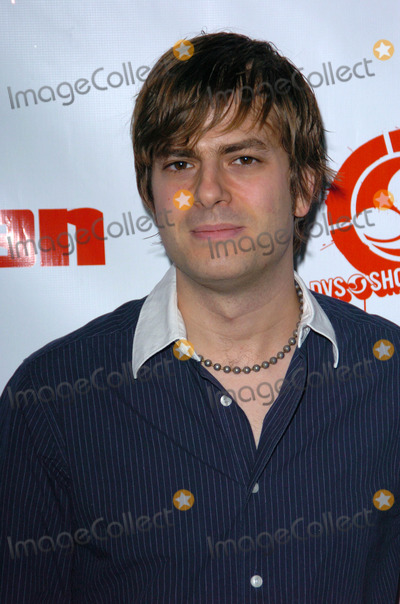 Andy Hunter Photo - Andy Hunter at the Mean Magazine Launch Party, Nacional, Hollywood, CA 02-29-05