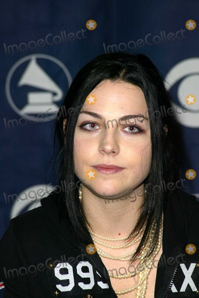 Amy Lee Photo - Amy Lee at the 46th Annual Grammy Nominations Announcement, Beverly Hilton, Beverly Hills, CA 12-04-03