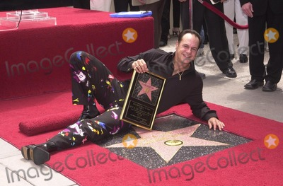 """KC, KC and the Sunshine Band Photo - Karry Wayne """"KC"""" Casey at KC and The Sunshine Band induction ceremony into Hollywood's Walk of Fame, Hollywood Blvd, CA 08-02-02"""