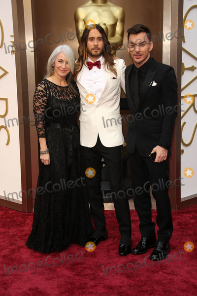 Jared Leto Photo - Jared Leto and parents
