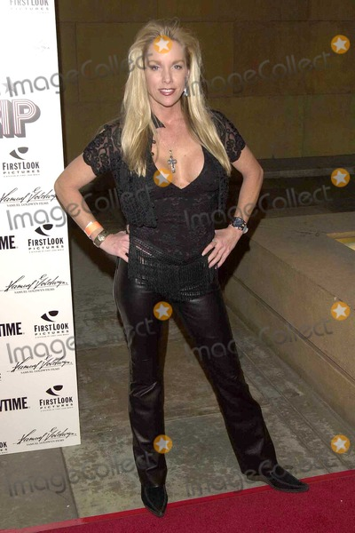 """Cherie Currie Photo - Cherie Currie at the Premiere of the """"Mayor Of The Sunset Strip"""" in the Egyptian Theater, Hollywood, CA. 03-22-04"""
