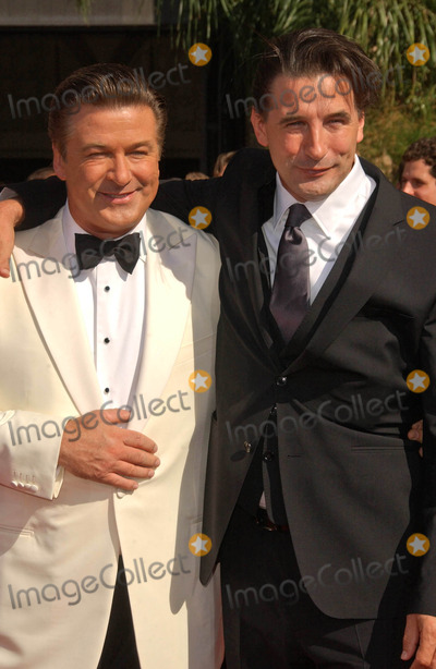 Alec Baldwin, Billy Baldwin Photo - Alec Baldwin and Billy Baldwin arriving at the 59th Annual Primetime Emmy Awards. The Shrine Auditorium, Los Angeles, CA. 09-16-07