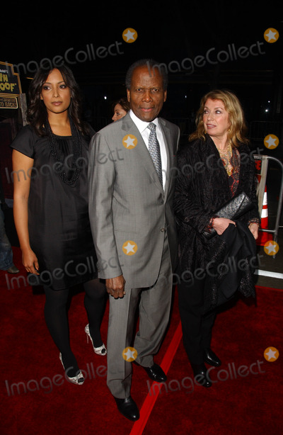 Anika Poitier, Joanna Poitier, Sidney Poitier Photo - Anika Poitier with Sidney Poitier and Joanna Poitier
