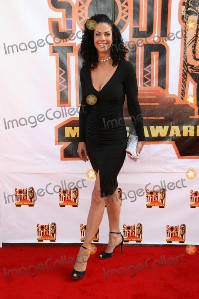 Amy Hunter, Train Photo - Amy Hunterarriving at the 21st Annual Soul Train Music Awards. Pasadena Civic Auditorium, Pasadena, CA. 03-10-07