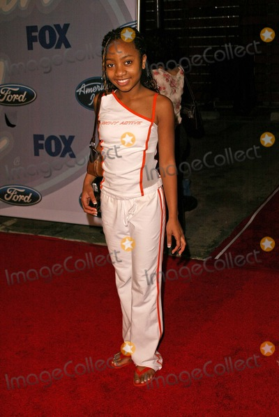 Aree Davis Photo - Aree Davis at the American Idol Top 12 Finalists, Pearl, West Hollywood, CA 03-10-04