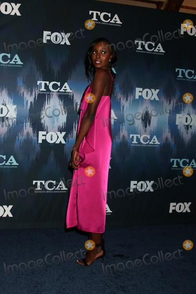 Anna Diop Photo - Anna Diop at the FOXTV TCA Winter 2017 All-Star Party, Langham Hotel, Pasadena, CA 01-11-17
