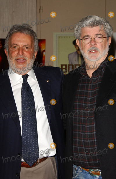 George Lucas, (+44), +44 Photo - Sidney Ganis and George Lucasat the 44th Annual ICG Publicists Awards. Beverly Hilton Hotel, Beverly Hills, CA. 02-07-07