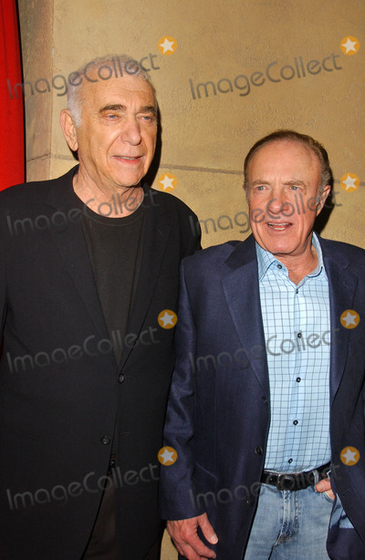 """Albert S. Ruddy, James Caan Photo - Albert S. Ruddy and James Caan at the """"BRANDO"""" Los Angeles Premiere Screening and Cocktail Party, Egyptian Theater, Hollywood, CA 04-17-07"""