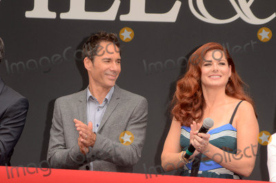 "Debra Messing Photo - Eric McCormack, Debra Messing at the ""Will & Grace"" Start of Production Kick Off Event, Universal Studios, Universal City, CA 08-02-17"