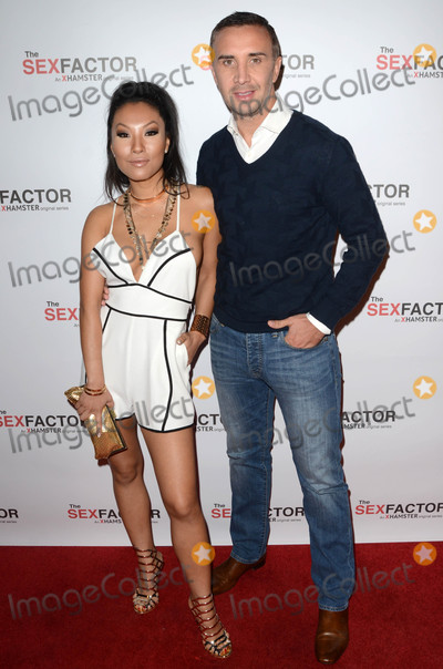 Photo Asa Akira Keiran Lee At The The Sex Factor Private Premiere