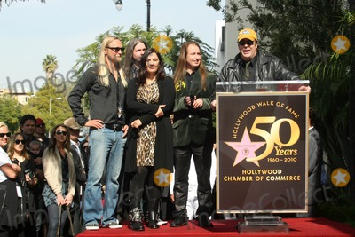 Alex Orbison, Barbara Orbison, Dan Aykroyd, Roy Orbison Photo - Dan Aykroyd with Barbara Orbison, Wesley Orbison, Alex Orbison, Roy Orbison Jr. at the induction ceremony for Roy Orbison  into the Hollywood Walk of Fame, Hollywood, CA. 01-29-10