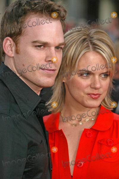Michael C. Hall, Amy Spanger Photo - Michael C. Hall  and Amy Spanger