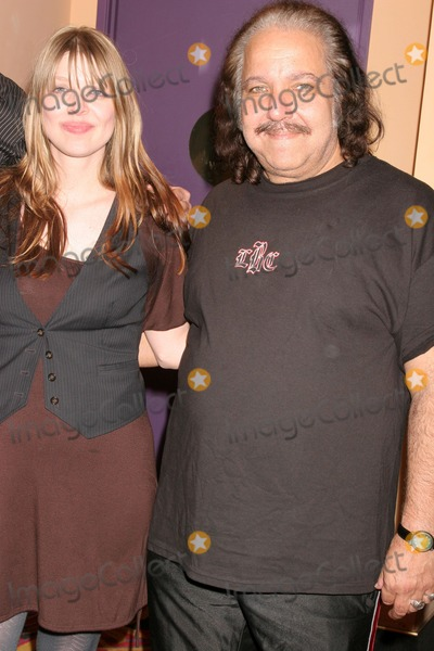 Amber Benson, Ron Jeremy Photo - Amber Benson and Ron Jeremy
