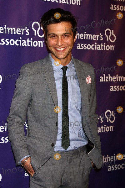 """Alexander DiPersia Photo - Alexander Dipersia at the 21st Annual """"A Night at Sardi's"""" to Benefit the Alzheimer's Association, Beverly Hilton, Beverly Hills, CA 03-20-13"""