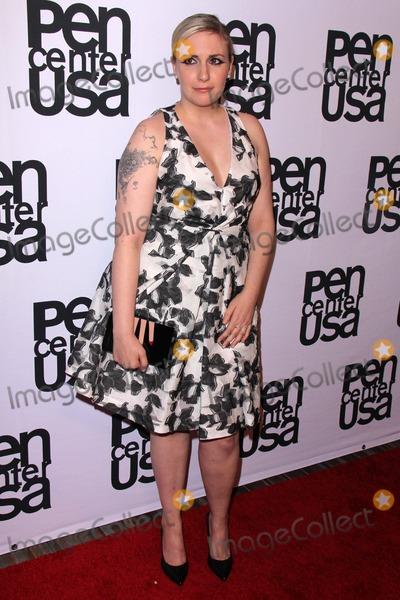 Lena Dunham Photo - Lena Dunham at the PEN Center USA 24th Annual Literary Awards, Beverly Wilshire, Beverly Hills, CA 11-11-14