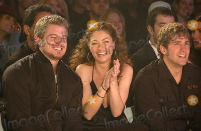 Eric Dane, Eric Szmanda, Rebecca Gayheart Photo - Eric Dane with Rebecca Gayheart and Eric Szmanda