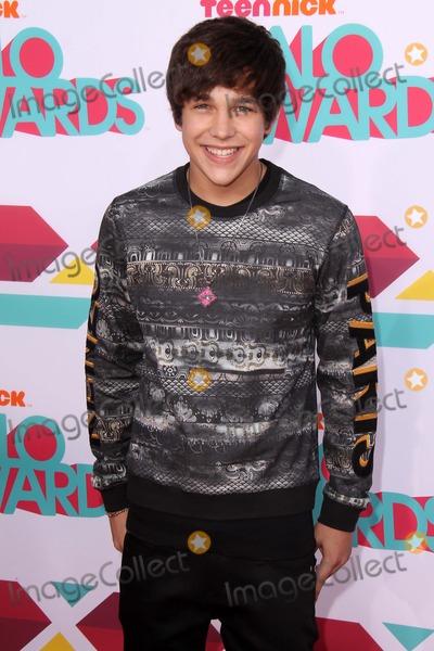 Austin Mahone, Austine Mahone Photo - Austin Mahone at the TeenNick HALO Awards, Hollywood Palladium, Hollywood, CA 11-17-13