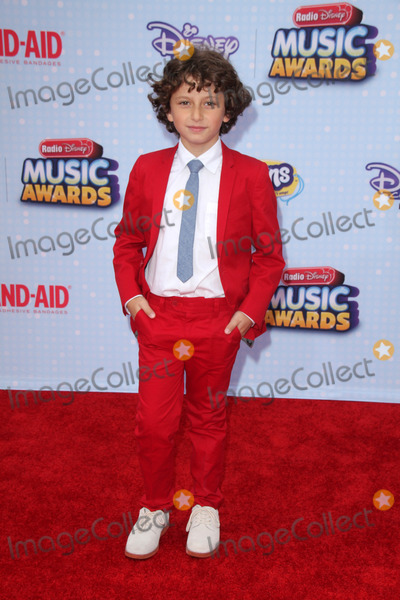 August Maturo Photo - August Maturo at the 2015 Radio Disney Music Awards, Nokia Theater, Los Angeles, CA 04-25-15