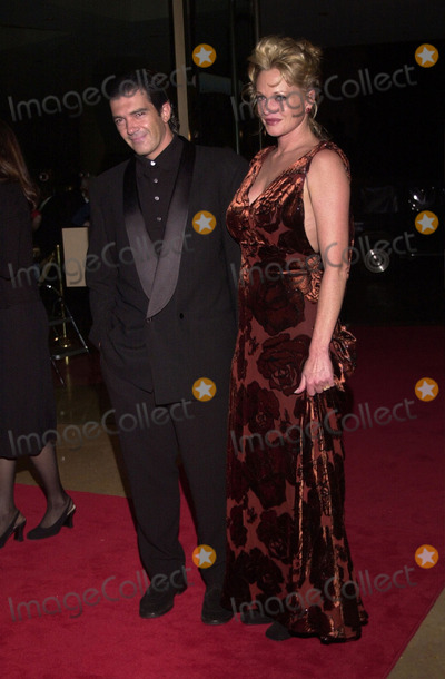 Antonio Banderas, Melanie Griffith, Melanie Griffiths Photo -  Antonio Banderas and Melanie Griffith at the Moving Picture Ball in Beverly Hills. 09-23-00