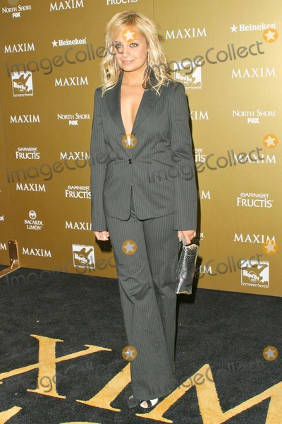 Nicole Richie Photo - Nicole Richie at the Maxim Hot 100 Party at the Hard Rock Hotel & Casino, Las Vegas, Nevada 06-12-04