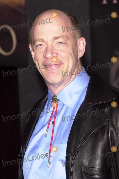 """J.K. Simmons, J K Simmons, J. K. Simmons, JK Simmons, J.K Simmons Photo - J.K. Simmons at the World Premiere of Touchstone Pictures """"Hidalgo"""" in the El Capitan Theater, Hollywood, CA. 03-01-04"""