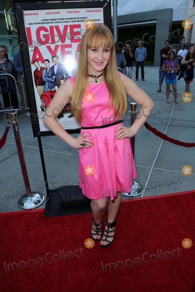 "Ariana Sloan Photo - Ariana Sloan at the ""I Give It A Year"" Los Angeles Special Screening, Arclight, Hollywood, CA 08-01-13"