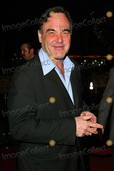 "Oliver Stone Photo - Oliver Stone at the world premiere of Warner Bros. ""Alexander"" at the Chinese Theater, Hollywood, CA 11-16-04"