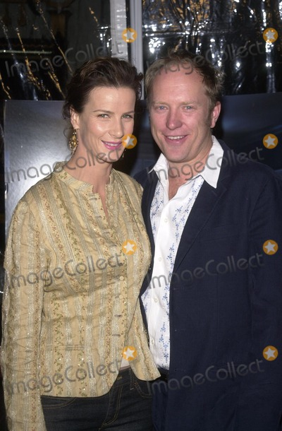 "Rachel Griffiths, Andrew Taylor Photo - Rachel Griffiths and Andrew Taylor at the premiere party for the third season  of HBO's ""Six Feet Under"" at the Chinese Theater, Hollywood, CA 02-25-03"