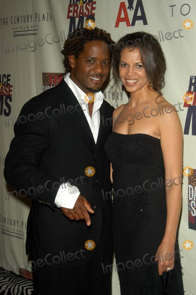 Blair Underwood Photo - Blair Underwood and wife Desiree at the 10th Annual Race To Erase MS, Century Plaza Hotel, Century City, CA 05-09-03