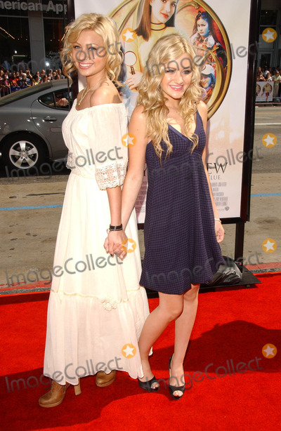 A. J. Michalka, A.J. Michalka, AJ Michalka, Aly Michalka, Grauman's Chinese Theatre, AJ. Michalka Photo - Aly Michalka and A.J. Michalka