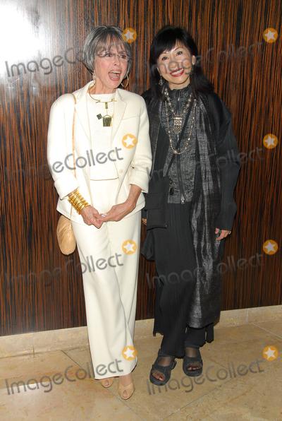 "Rita Moreno, Amy Tan Photo - Rita Moreno and Amy Tanat the Professional Dancers Society ""Gypsy Awards"". Beverly Hilton Hotel International Ballroom, Beverly Hills, CA. 02-26-06"