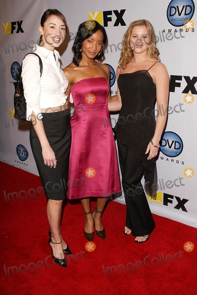 Bree Turner, Faune A. Chambers, Anne Judson Yager, Faune A Chambers Photo - Bree Turner, Faune A. Chambers and Anne Judson-Yager at the DVD Exclusive Awards presented by DVD Exclusive Magazine, Wiltern Theater, Los Angeles, CA 12-02-03