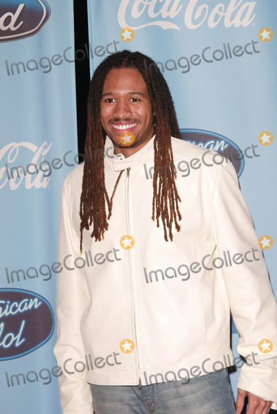 """Anwar Robinson Photo - Anwar Robinson at the """"American Idol Top 12 Finalists"""" Party, Astra West, West Hollywood, CA 03-09-05"""