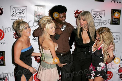 """Carmen Luvana, Jesse Jane Photo - Austin Moore and Jesse Jane With Janine Lindemulder and Carmen Luvana at the Premiere of Digital Playground's """"Pirates"""". Egyptian Theater, Hollywood, CA. 09-12-05"""