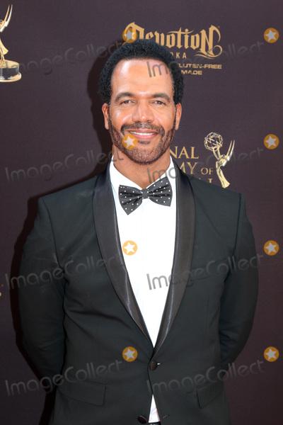 Kristoff St. John Photo - Kristoff St John at the 43rd Daytime Emmy Awards, Westin Bonaventure Hotel, Los Angeles, CA 05-01-16