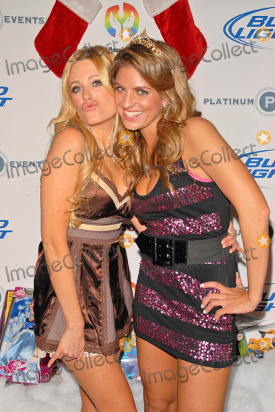 Bridgetta Tomarchio, Holly King, Hollies Photo - Holly King and Bridgetta Tomarchio at Bridgetta Tomarchio B-Day Bash and Babes in Toyland Toy Drive, Lucky Strike, Hollywood, CA. 12-04-09