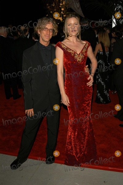 Andy Dick, Andrea Parker Photo - Andy Dick and Andrea Parker at the ABC's 50th Anniversary Celebration After-Party, Pantages Theater, Hollywood, CA 03-16-03
